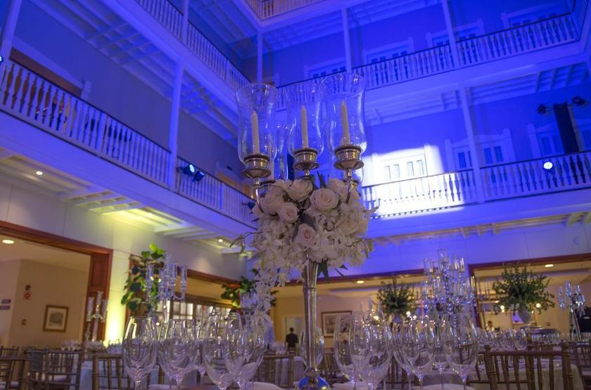 Panama - Hotel Central - Restaurant