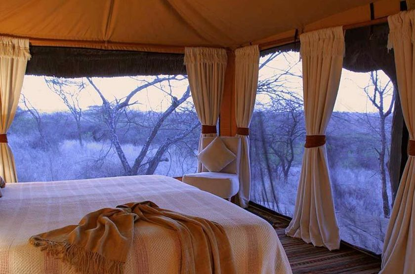 Elewana Lewa Safari Camp
