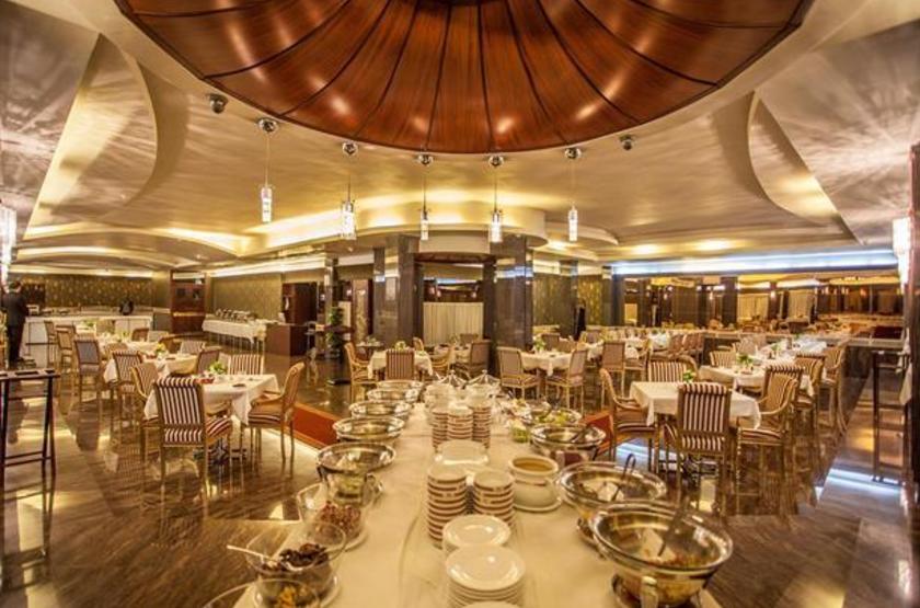 Howeyzeh Hotel, Téhéran, Iran, restaurant