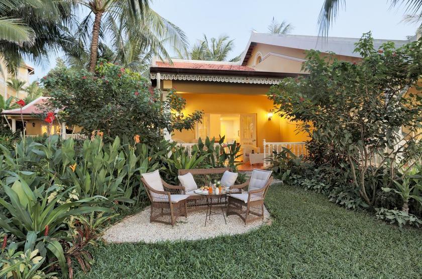 La Veranda Resort & Spa, Phu Quoc, Vietnam, terrasse privée