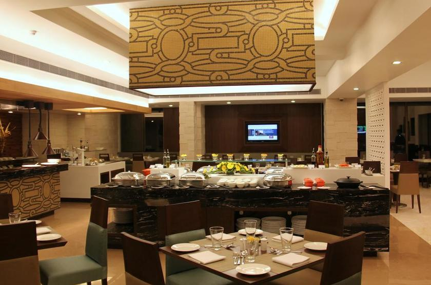 Inde - Radisson Hotel Varanasi - Restaurant