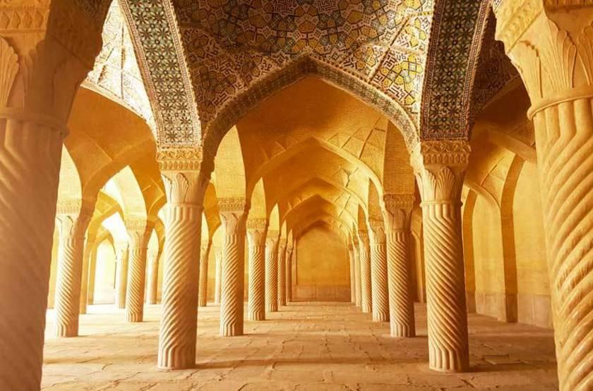 Mosquée Vakil, Shiraz, Iran