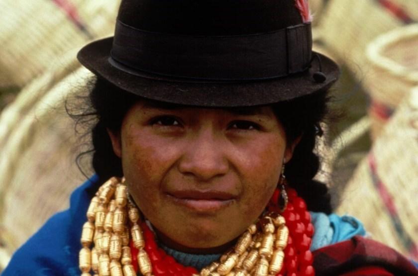 femme équatorienne