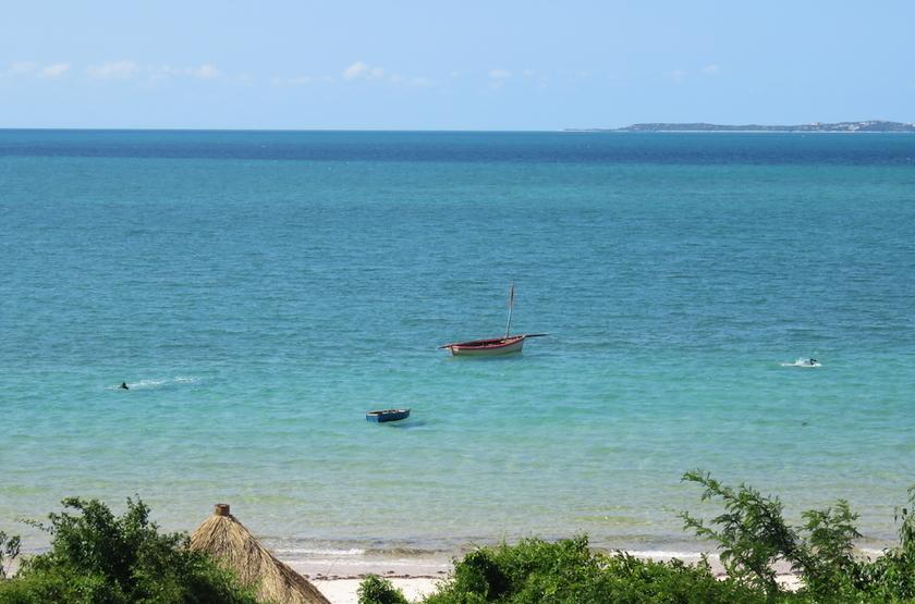 Plage de Vilancoulos, Mozambique