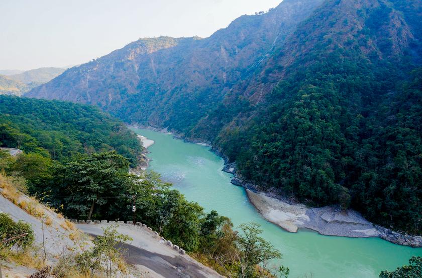 Rishikesh, Himalaya, Inde