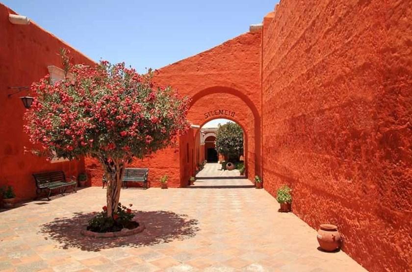 Monastère Sainte Catherine, Arequipa, Pérou