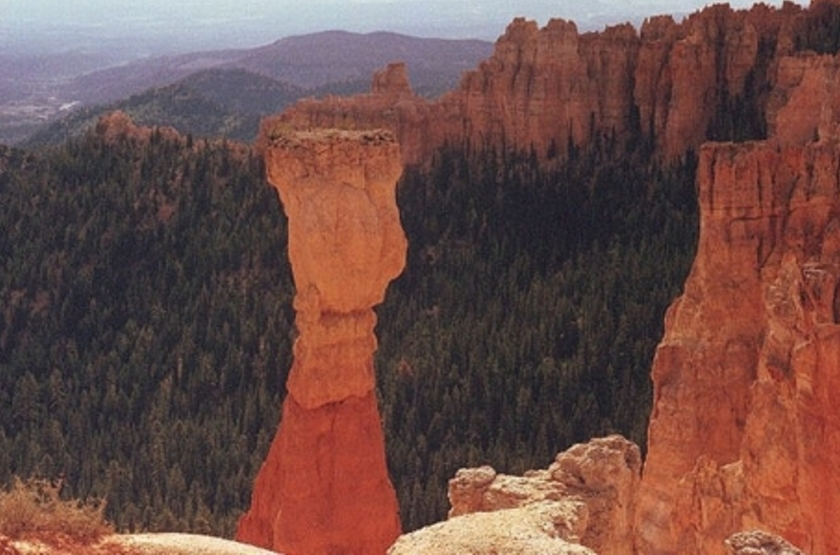 Etats-Unis - Utah - Bryce Canyon National Park