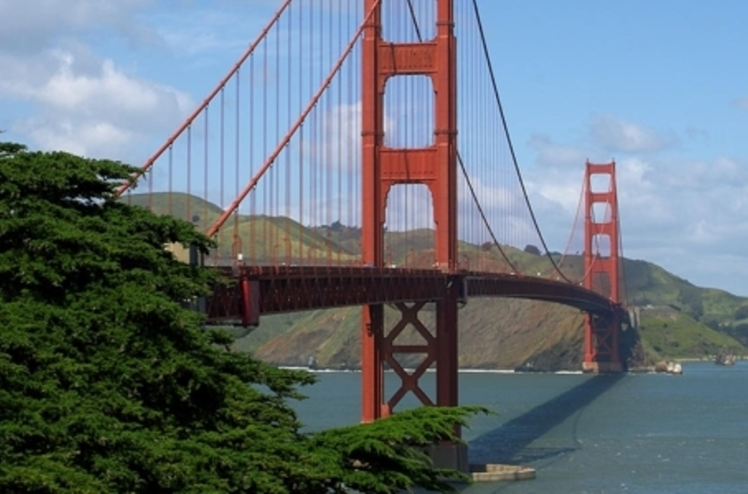 Etats-Unis - San Francisco - Golden Gate