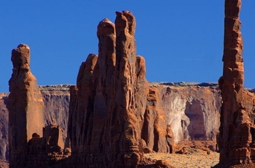 Etats-Unis - Parc National - Monument Valley