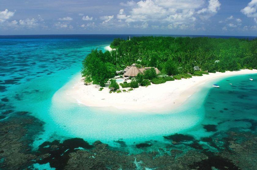 Séjour à Denis Island, Seychelles