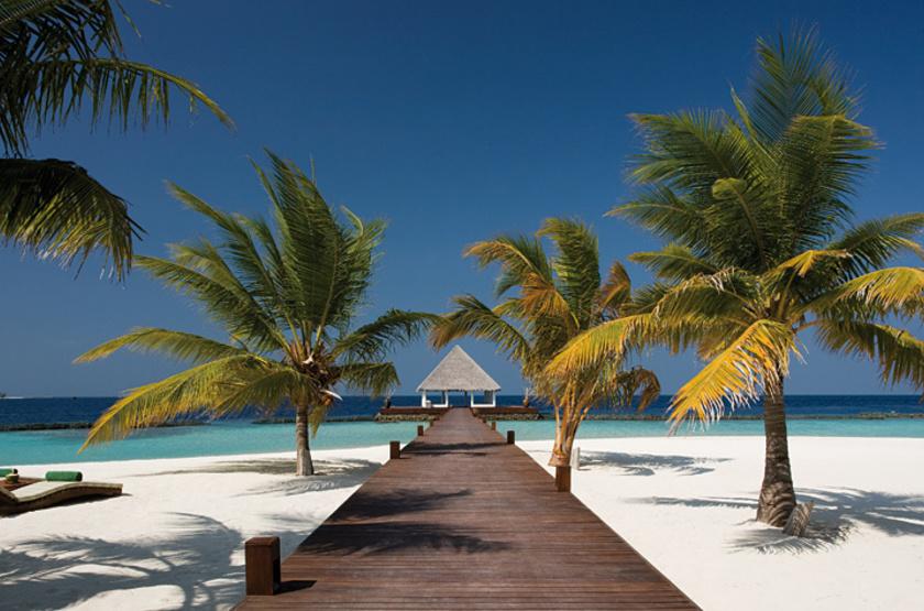 Coco palm bodu hithi   jetty slideshow