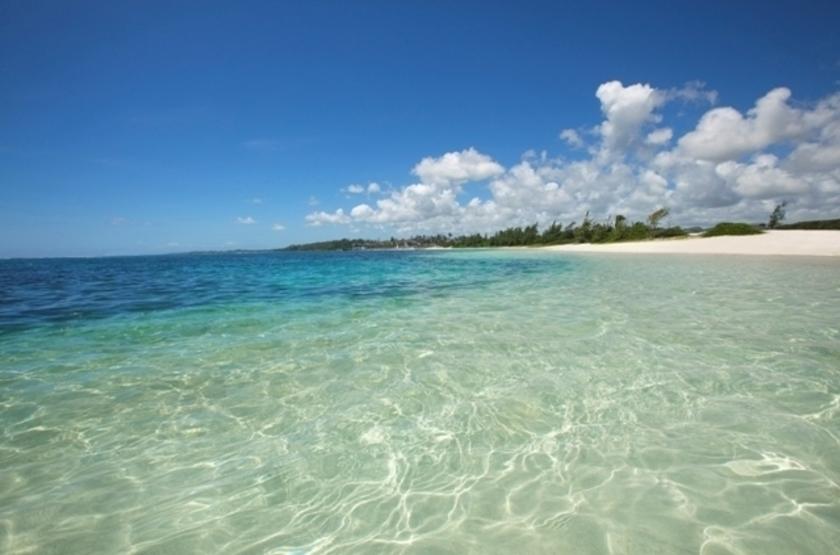 Ile maurice   long beach mauritius   plage slideshow