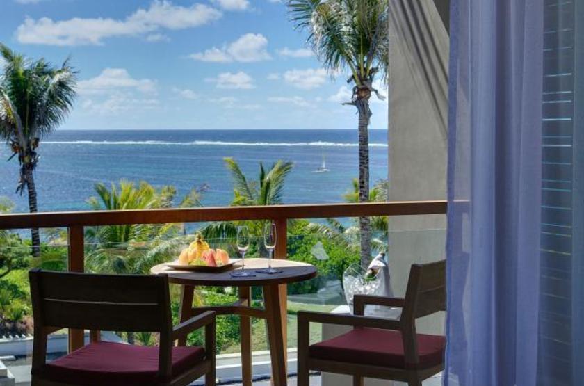 Ile maurice   long beach mauritius   chambre vue mer slideshow