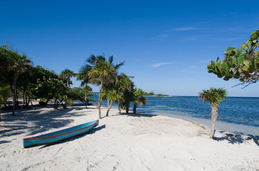Ile de Roatan, Honduras