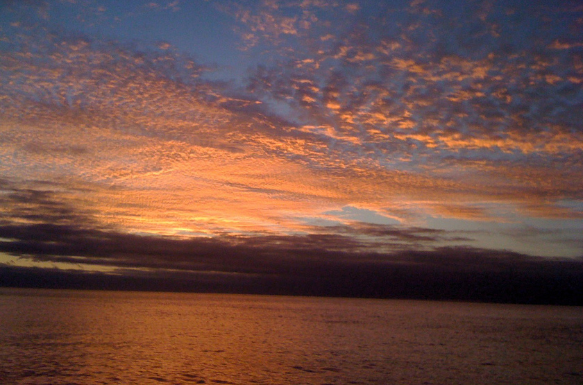 Galapagos   coucher de soleil slideshow