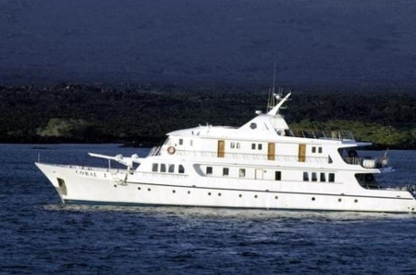 Croisière dans les Galapagos