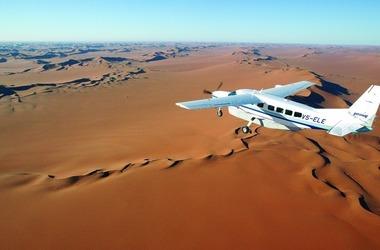 L'essentiel de la Namibie en avion taxi, voyage Afrique