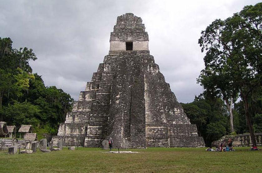 Guatemala   tikal slideshow
