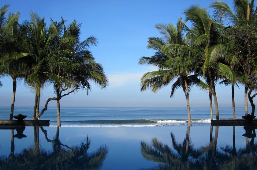 Séjour à Bali, The Legian, Indonésie