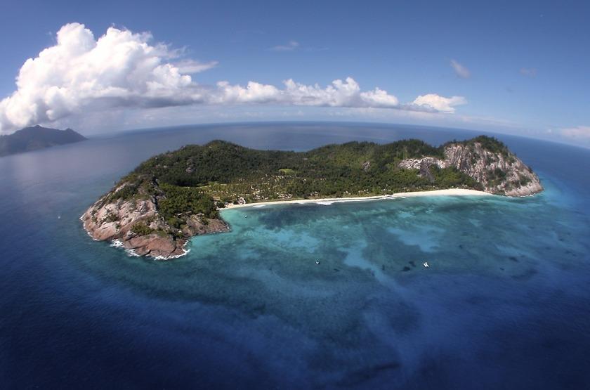 Seychelles   north island slideshow