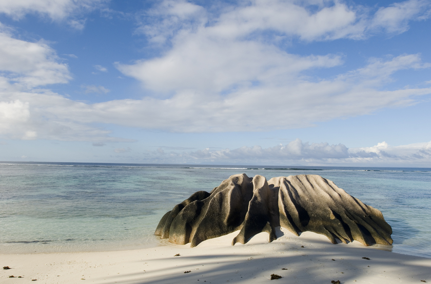 Seychelles   la digue   anse source d argent  2  slideshow