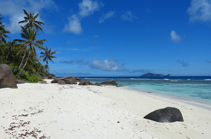Seychelles   silhouette slideshow