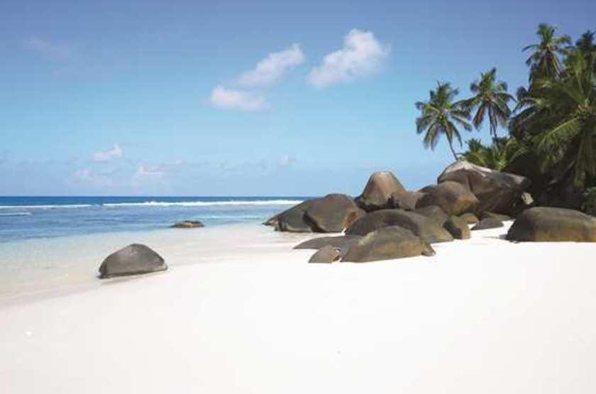 Seychelles   silhouette   plage slideshow