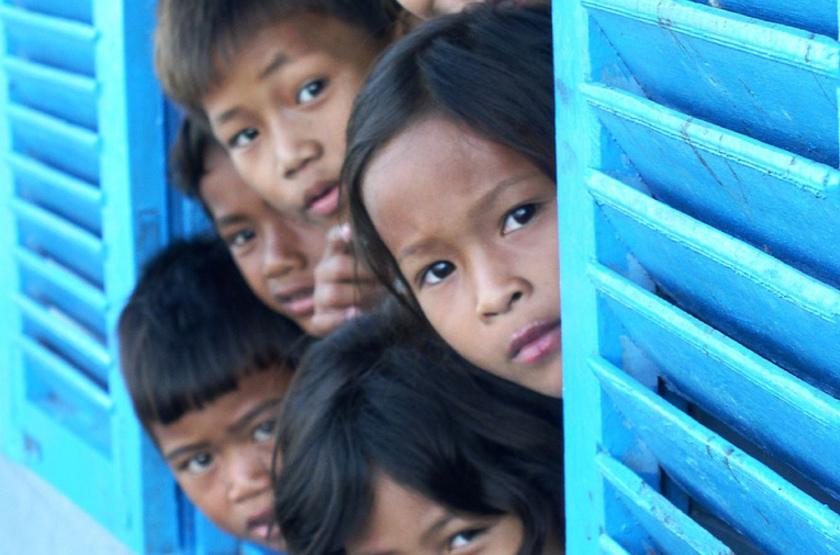 Circuit Cambodge en famille