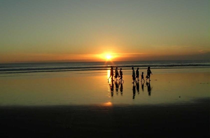 Sunset, Bali, Indonésie