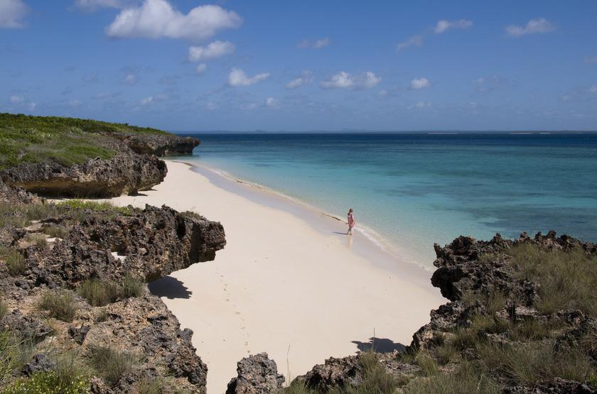 Séjour à Nuarro Beach, Mozambique