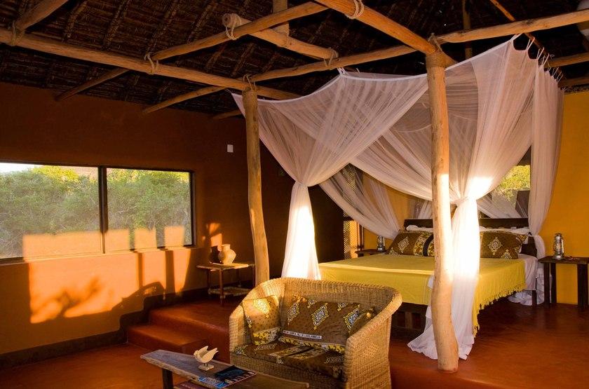Séjour à Nuarro Beach Lodge, Mozambique, chalet
