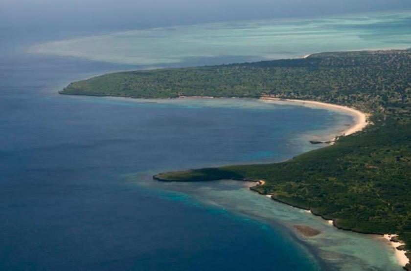 Séjour au Mozambique, Nuarro Beach Lodge