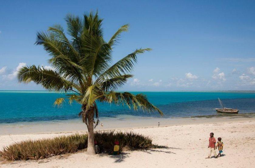 Séjour au Nuarro Beach Lodge, Mozambique