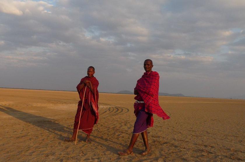 Peuple Masai, Tanzanie