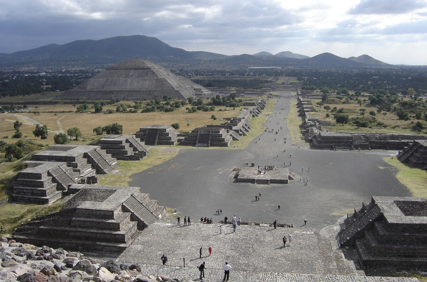 Mexique  teotihuacan 2 slideshow