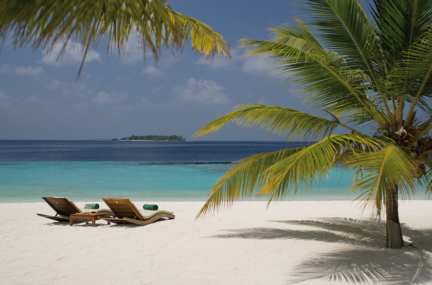Coco palm bodu hithi   la plage slideshow