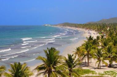 Venezuela : escale sur l'île Margarita, voyage Amériques