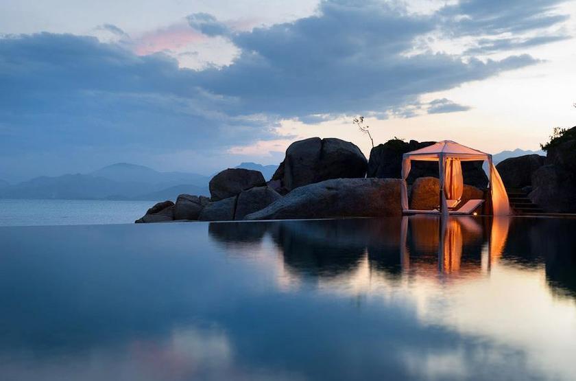 Six Senses, Nha Trang, Ninh Van Bay, Vietnam