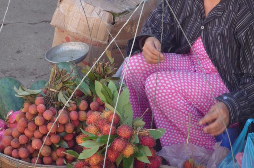Hoi An, marché, Vietnam