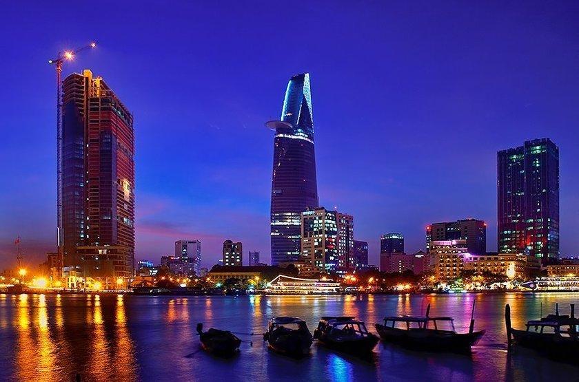 Saigon, Hi Chi Minh Ville, Vietnam