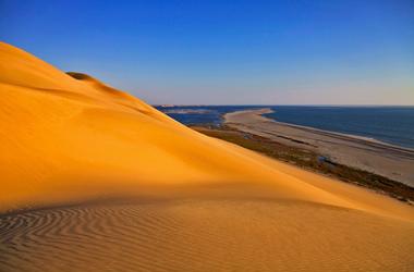Le désert du Namib, voyage Afrique