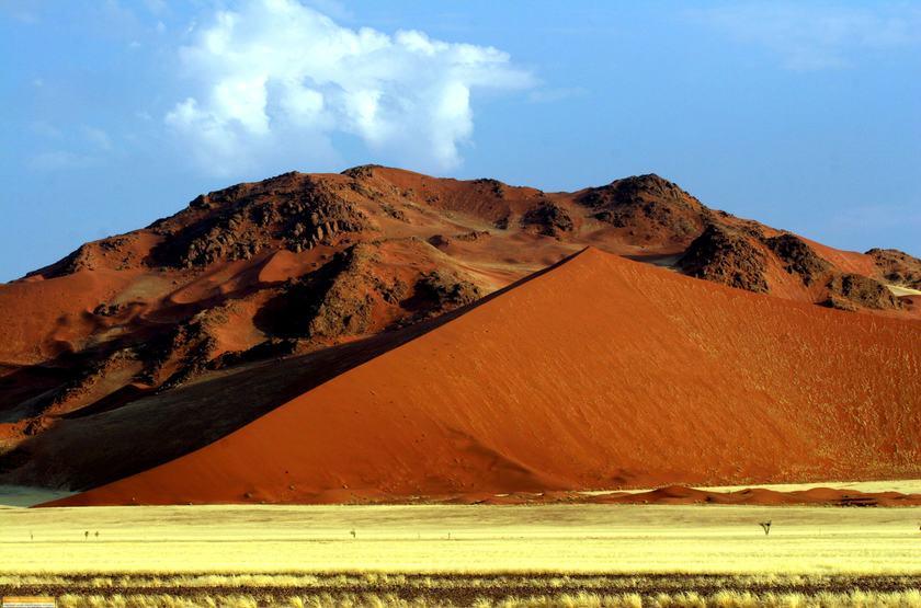Namibie, Dunes de Sossusvlei