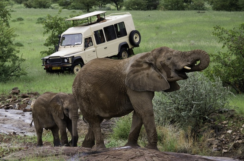 Circuit accompagné en Namibie