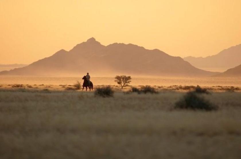 Horse Safari, Namibie