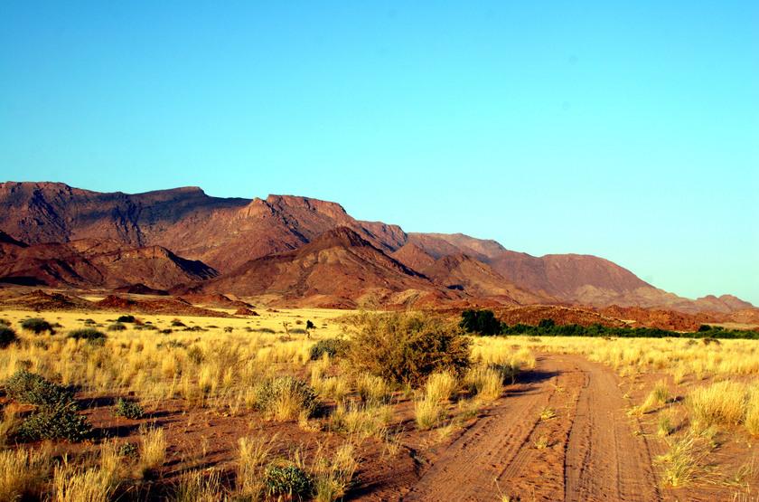 Brandberg, Namibie
