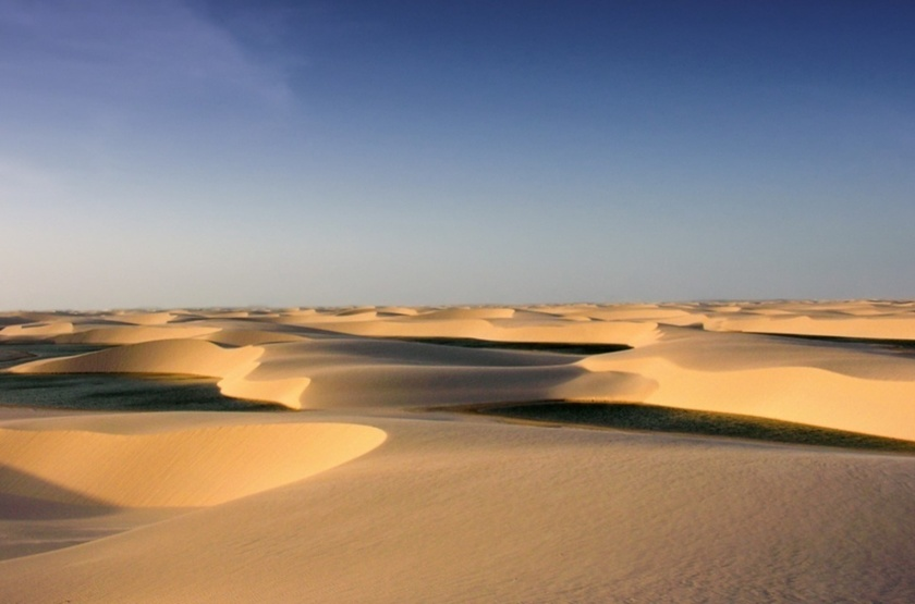 Les dunes de Sossusvlei, Namibie