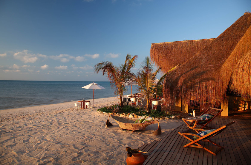 Azura Lodge, Mozambique