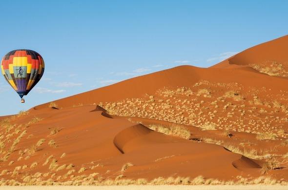 Le luxe de la Namibie : Sossusvlei et le Kaokoland en petit avion, voyage Afrique