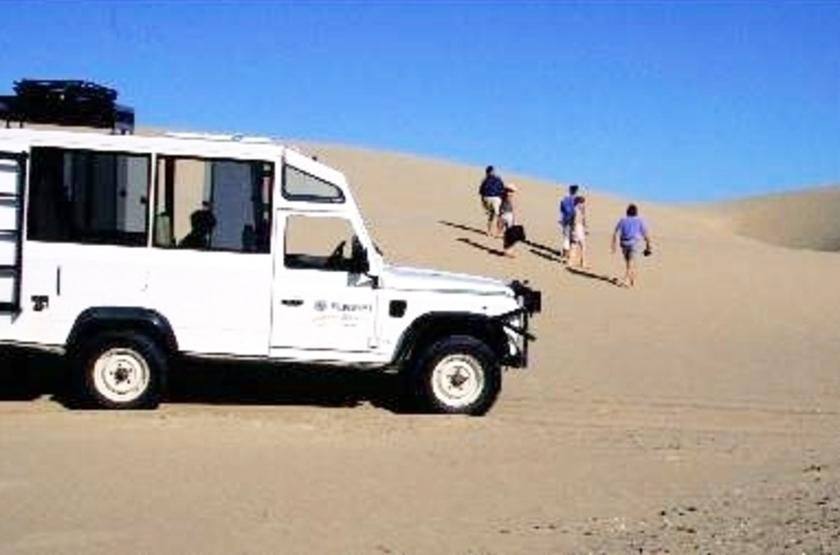 Autotour en Namibie,