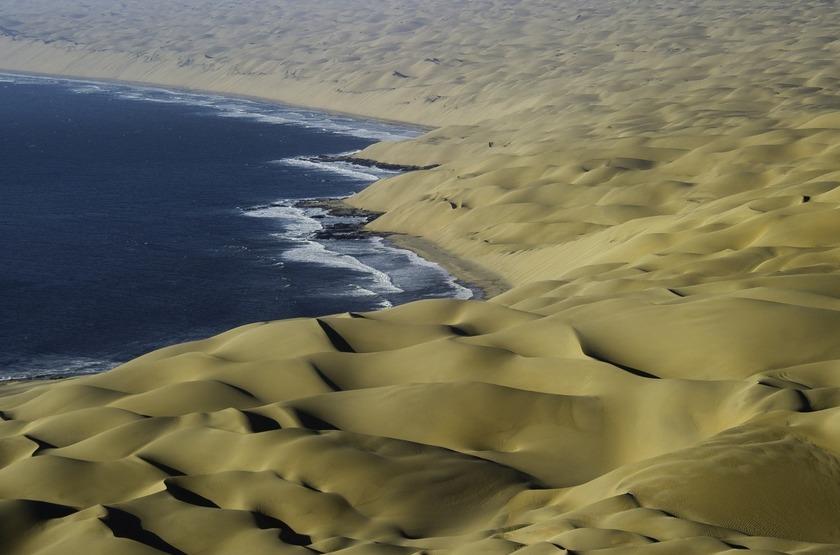Entre désert et océan, Namibie